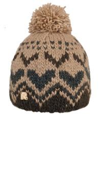 2571449c1f2 Zimní čepice HERMAN - Pletené čepice