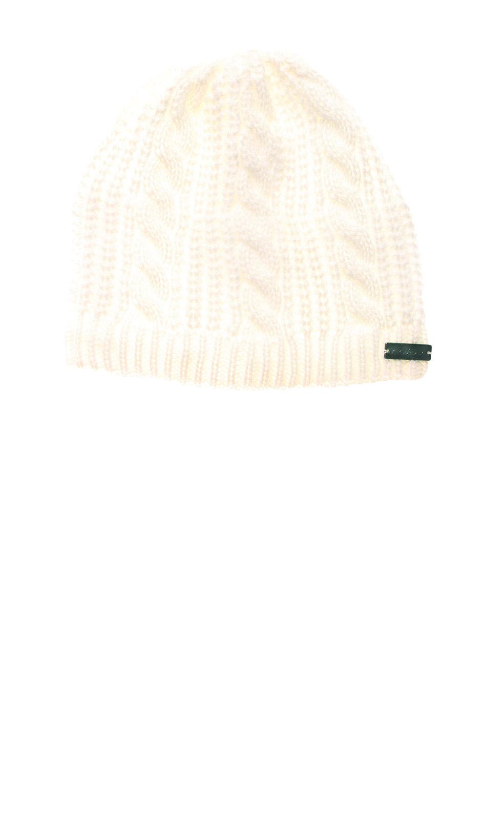 Zimní čepice Relax RKH21B - bílá