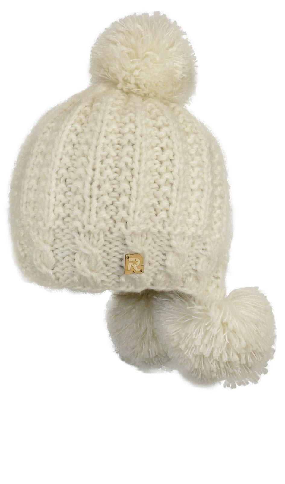 Zimní čepice COLD 3104 ECRU Herman