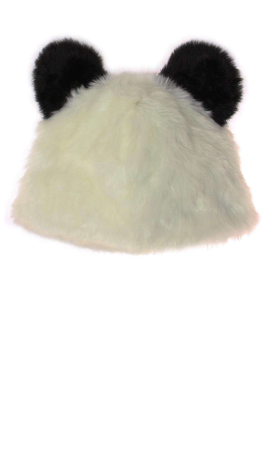 Zimní čepice Herman B-9906 PANDA