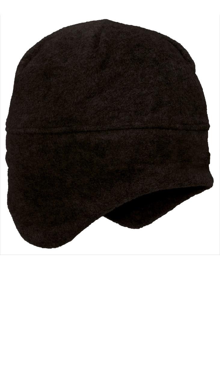 Zimní čepice Herman BASIC 4108 NOIR