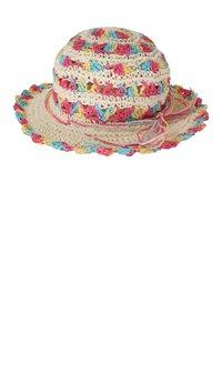 Klobouky. Dětský klobouk HERMAN 142455 ROSE dbdbc89316